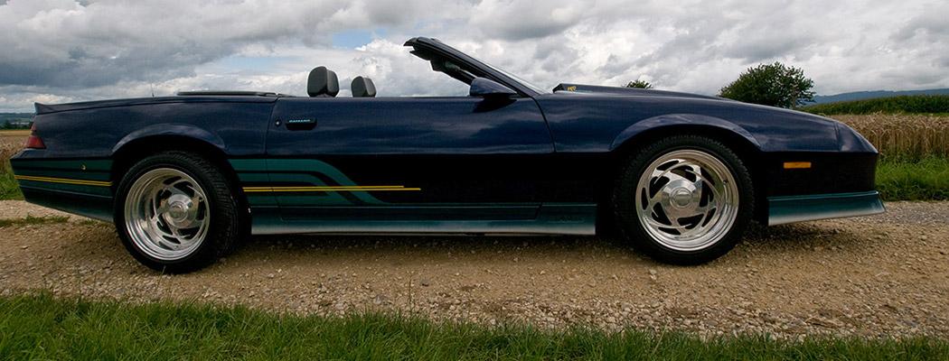 Chevrolet Camaro Z28 1989